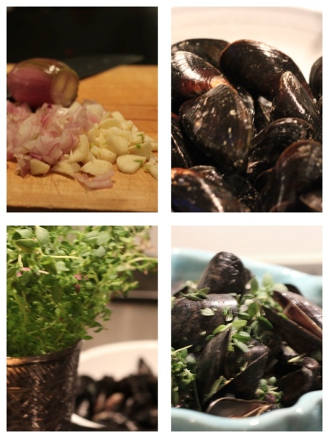 Moules Marieners